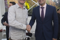 Meeting PM Varadkar